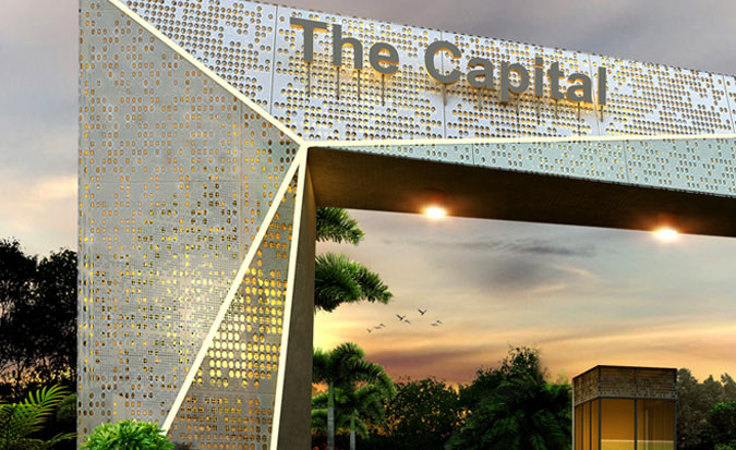 Branding a gated community in Telangana's new capital region